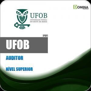 Apostila Concurso UFOB 2018 Cargo Auditor