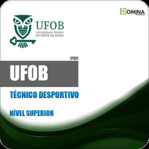 Apostila Concurso UFOB 2018 Cargo Técnico Desportivo