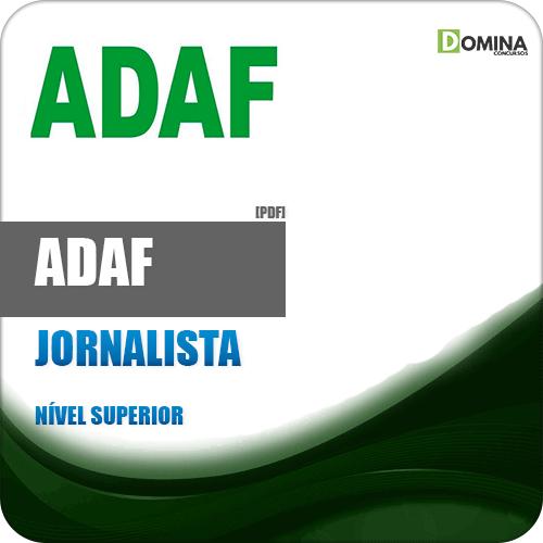 ADAF AM 2018 Jornalista
