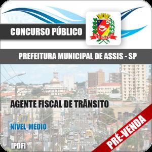 Apostila Pref Assis SP 2018 Agente Fiscal de Trânsito