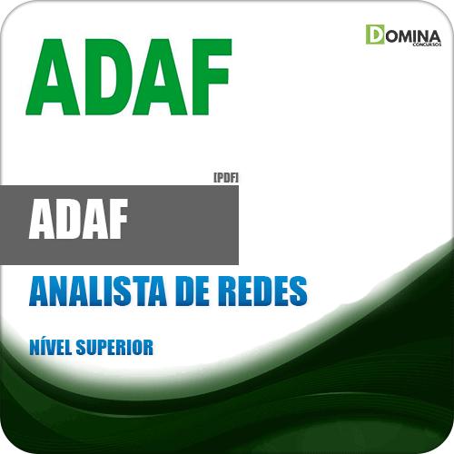 Apostila ADAF AM 2018 Analista de Redes