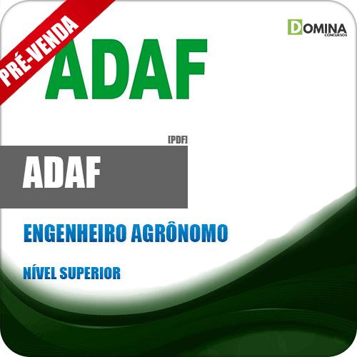 Apostila ADAF AM 2018 Engenheiro Agrônomo