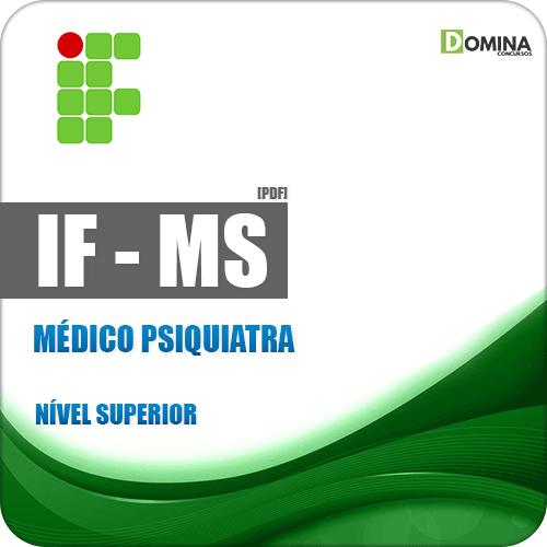 IFMS 2018 Médico Psiquiatra
