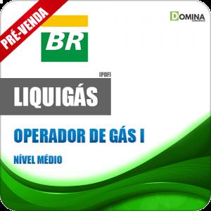 Apostila Liquigás 2018 Operador de Gás I