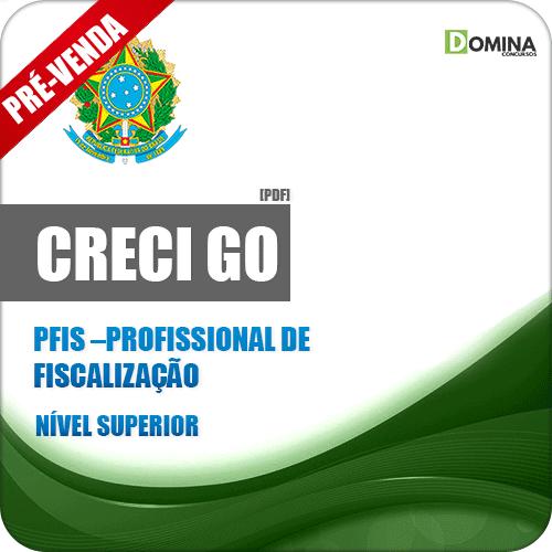 Apostila CRECI GO 2018 Profissional de Fiscalização