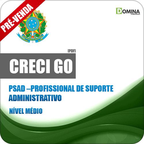Apostila CRECI GO 2018 Profissional de Suporte Administrativo