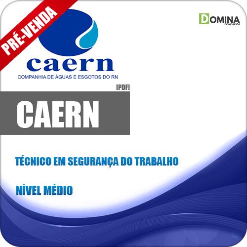 Técnico em seguranca do trabalho CAERN