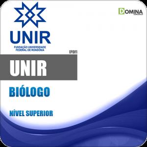 UNIR 2018 Biólogo