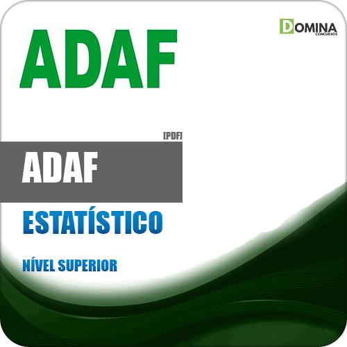 Apostila ADAF AM 2018 Estatístico