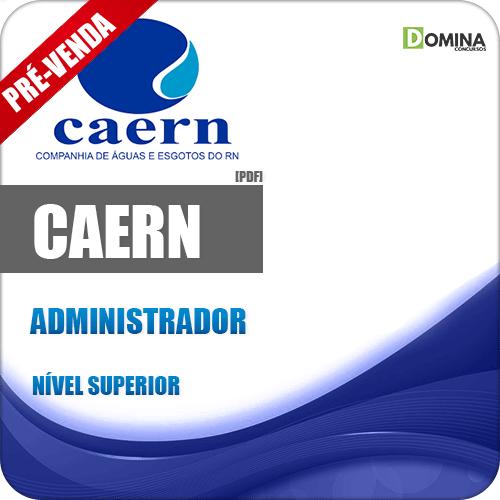 Apostila CAERN 2018 Administrador