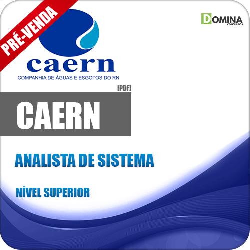 Apostila CAERN 2018 Analista de Sistema