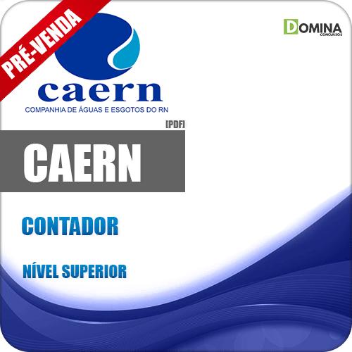 Apostila CAERN 2018 Contador