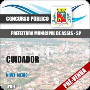Apostila Pref Barretos SP 2018 Cuidador