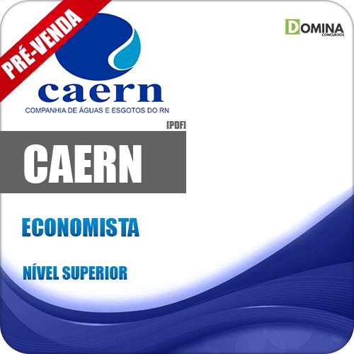 Apostila CAERN 2018 Economista