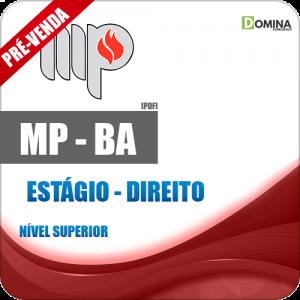 Apostila MP BA 2018 Estagiário Curso de Direito