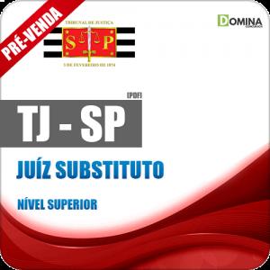 Apostila TJ SP 2018 Juíz Substituto