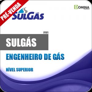 Apostila SULGÁS 2018 Engenheiro de Gás