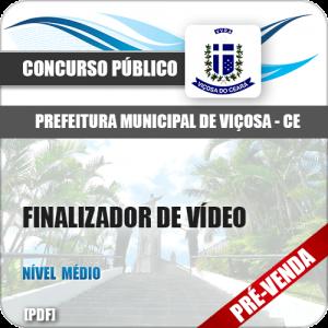 Apostila Pref Viçosa CE 2018 Finalizador de Vídeo