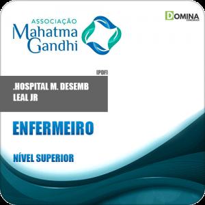 Hospital M. Desemb. Leal Jr RJ 2018 Assistente Social