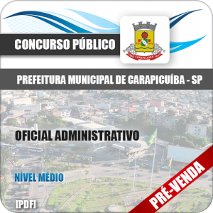 Apostila FDSBC 2018 Oficial Administrativo