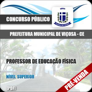 Apostila Pref Viçosa CE 2018 Professor de Educação Física