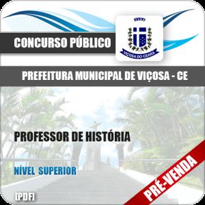 Apostila Pref Viçosa CE 2018 Professor de História
