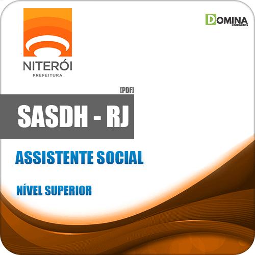 SASDH RJ 2018 Assistente Social