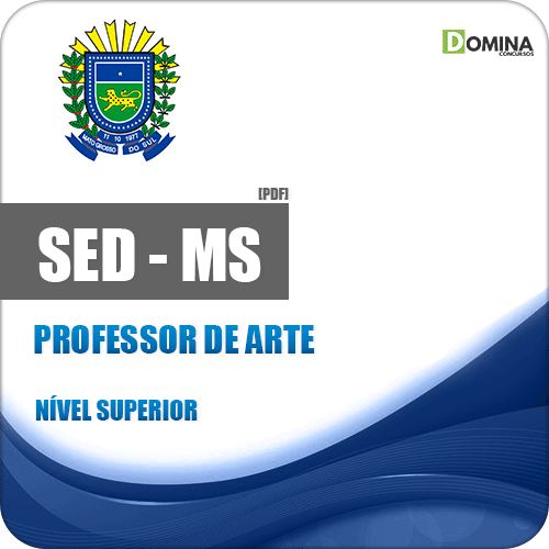 SED MS 2018 Professor de Arte