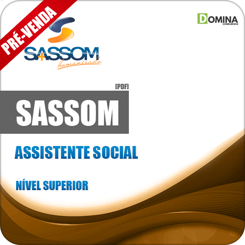 Apostila SASSOM SP 2018 Assistente Social