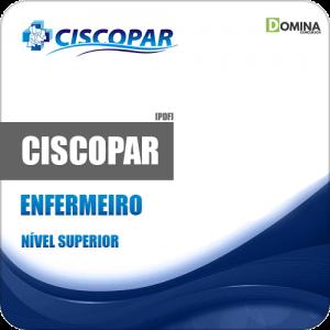 Apostila CISCOPAR PR 2018 Enfermeiro