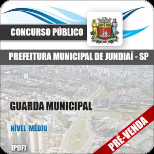 Apostila Pref Municipal de Jundiaí SP 2018 Guarda Municipal