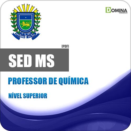 Apostila SED MS 2018 Professor de Química