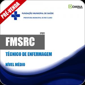 Apostila FMSRC SP 2018 Técnico de Enfermagem