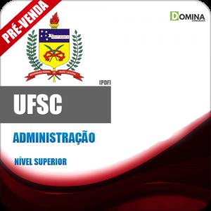 Apostila Concurso Apostila UFSC 2019 Administração