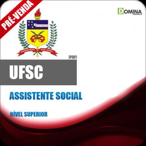 Apostila Concurso Apostila UFSC 2019 Assistente Social