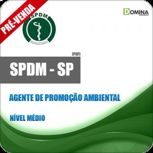 Apostila SPDM SP 2018 Agente de Promoção Ambiental