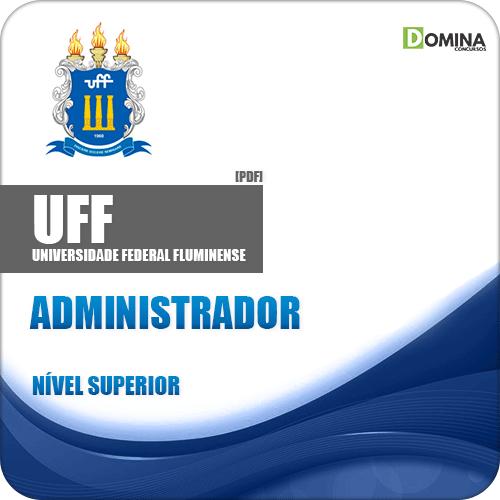 Apostila UFF RJ 2019 Administrador