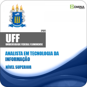 Apostila UFF RJ 2019 Analista em Tecnologia da Informação