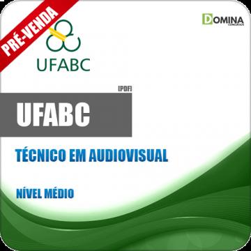 Apostila UFABC 2019 Técnico em Audiovisual