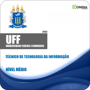 Apostila UFF RJ 2019 Técnico de Tecnologia da Informação