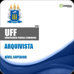 Apostila UFF RJ 2019 Arquivista
