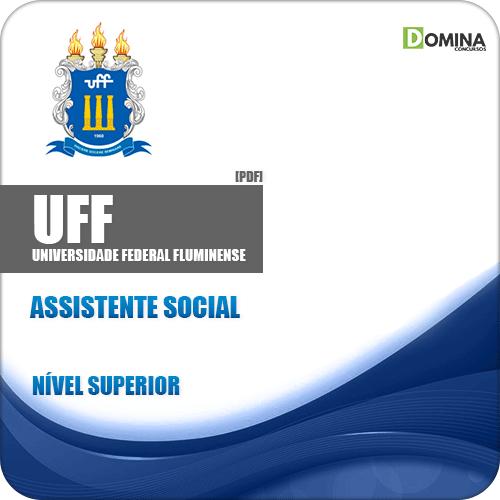 Apostila UFF RJ 2019 Assistente Social