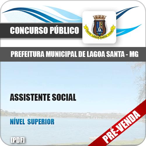 Apostila Pref Lagoa Santa MG 2018 Assistente Social