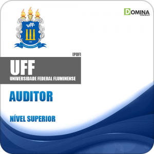 Apostila UFF RJ 2019 Auditor