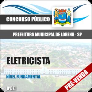 Apostila Pref Lorena SP 2019 Eletricista