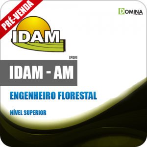 Apostila IDAM 2019 Engenheiro Florestal