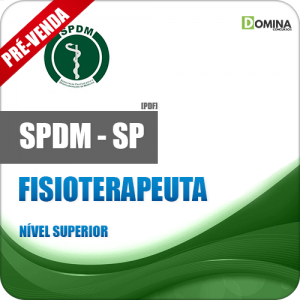 Apostila SPDM SP 2018 Fisioterapeuta