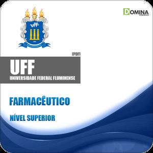 Apostila UFF RJ 2019 Farmacêutico
