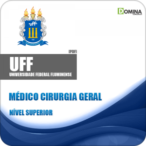 Apostila UFF RJ 2019 Médico Cirurgia Geral