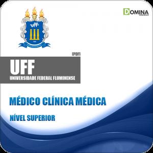Apostila UFF RJ 2019 Médico Clínica Médica